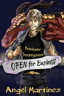 Brandywine Investigations Open for Business = Angel Martinez - Brandywine Investigations