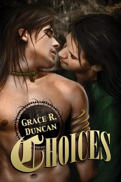 Choices - Grace R. Duncan - Golden Collar