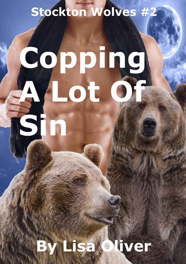 Book Cover: Copping A Lot Of Sin