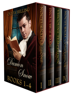 Book Cover: Damon Snow Omnibus