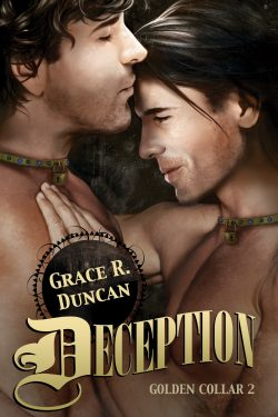 Deception - Grace R. Duncan - Golden Collar