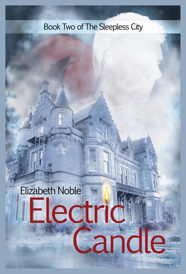 Electric Candle - Elizabeth Noble - The Sleepless City
