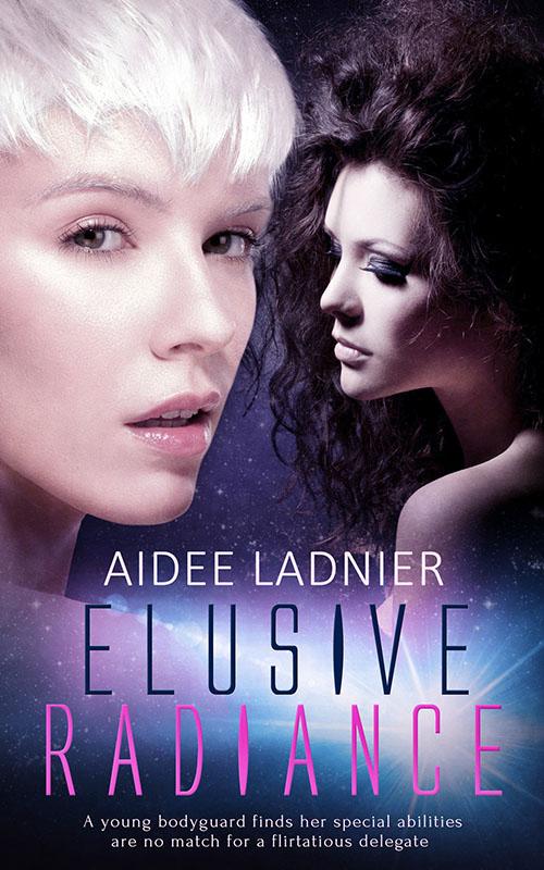 Elusive Radiance - Aidee Ladnier