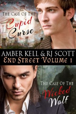 The Case of the Cupid Curse - R.J. Scott & Amber Kell - End Street