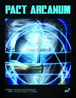 Pact Arcanum - Arshad Ahsanuddin
