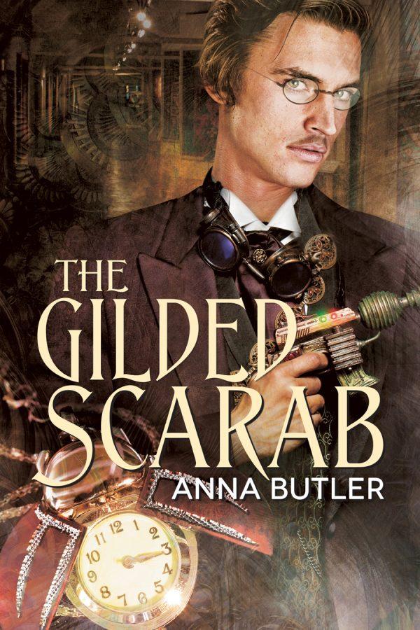 Gilded Scarab - Anna Butler