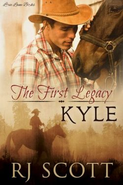 Kyle - R.J. Scott - The First Legacy