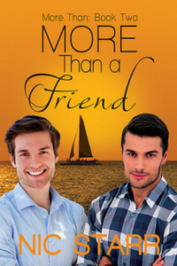 More Than A Friend - Nic Starr