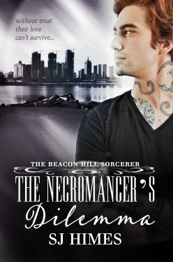 The Necromancer's Dilemma - S.J. Himes - The Beacon Hill Sorcerer