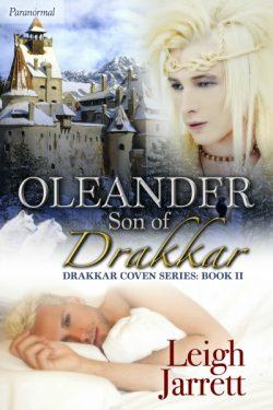 Oleander Son of Drakkar - Leigh Jarrett - Drakkar Coven