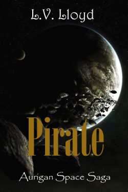 Pirate - L.V. Lloyd - Aurigan Space Saga