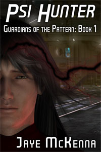 Psi Hunter - Jaye McKenna - Guardians of the Pattern