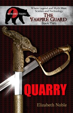 Quarry - Elizabeth Noble - Vampire Guard