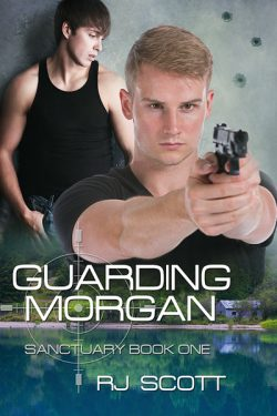 Guarding Morgan - R.J. Scott