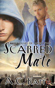Scarred Mate - A.C. Katt