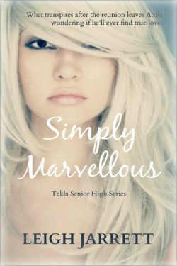 Simply Marvelous - Leigh Jarrett - Tekla Senior High
