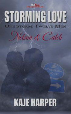 Nelson & Caleb - Kaje Harper - Storming Love