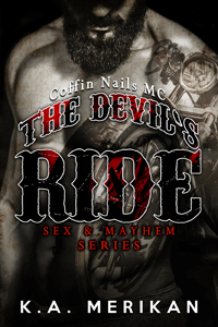The Devil's Ride - K.A. Merikan - Sex & Mahem