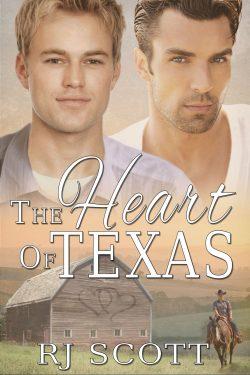 The Heart Of Texas - R.J. Scott