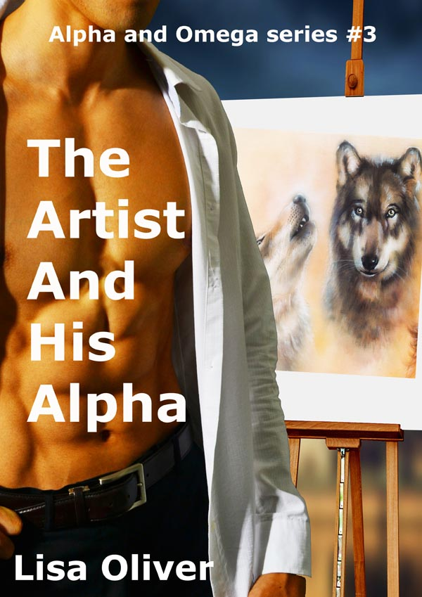Book Cover: The Artist and His Alpha