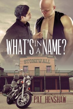 What's in a Name? - Pat Henshaw - Foothills Pride