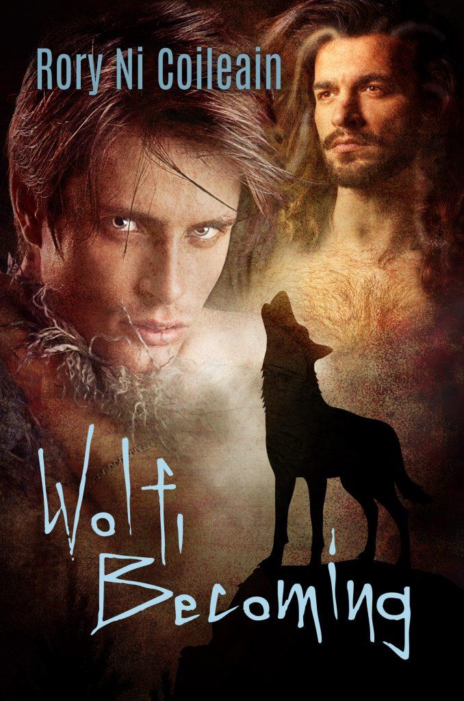 Wolf, Becoming - Rory Ni Coileain