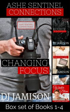 Changing Focus - D.J. Jamison - Ashe Sentinel Connections 1-4