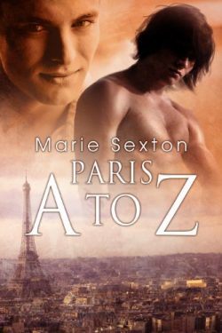 Paris A to Z - Marie Sexton