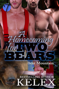 A Homecoming for Two Bears - Kelex - Bear Mountain