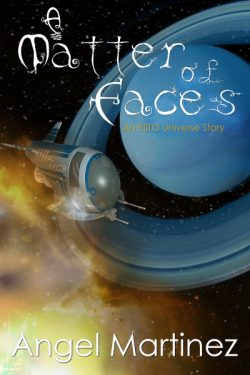 A Matter of Faces - Angel Martinez - Esto Universe