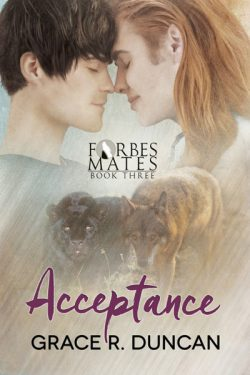 Acceptance - What About Now - Grace R. Duncan - Forbes Mates