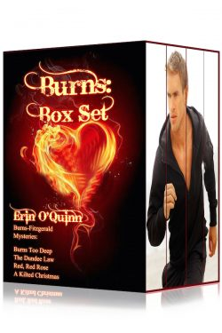 Burns Box Set - Erin O'Quinn - Thomas