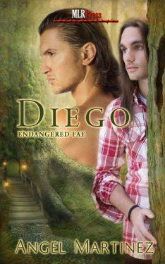 Diego - Angel Martinez - Endangered Fae