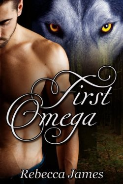 First Omega - Rebecca James