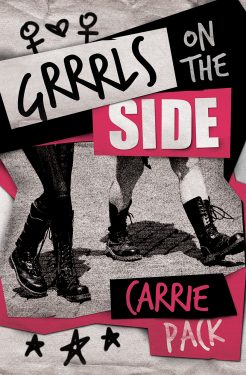 Grrrls on the Side - Carrie Pack