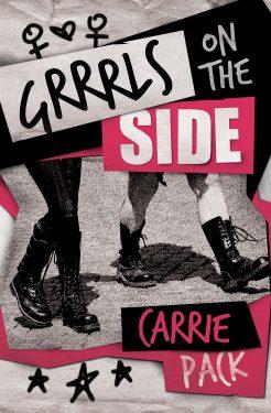 Grrrls on the Side - Carrie Pack