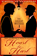 Heart to Hart - Erin O'Quinn - Gaslight Mysteries