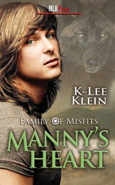 Manny's Heart - K-Lee Klein - Family of Misfits