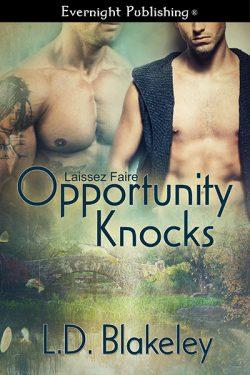 Opportunity Knocks - L.D. Blakeley