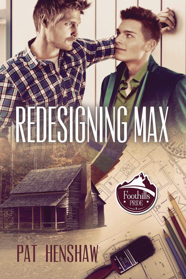 Redesigning Max - Pat Henshaw