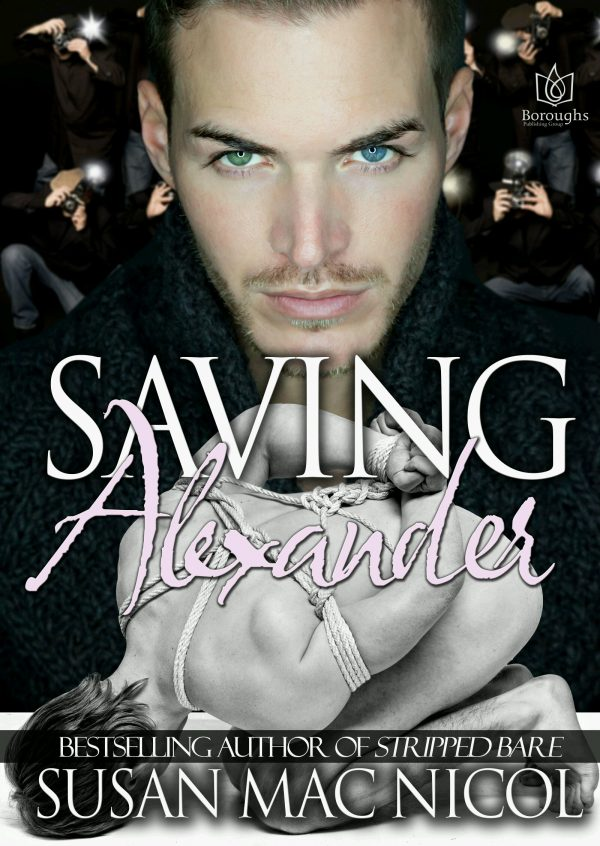 Saving Alexander - Susan Mac Nicol