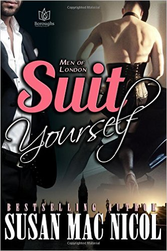 Suit Yourself - Susan Mac Nicol - Men of London