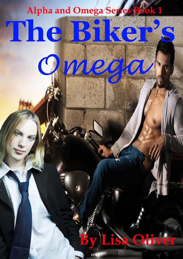 Book Cover: The Biker's Omega
