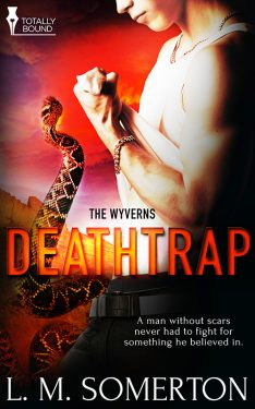 Deathtrap - L.M. Somerton - The Wyverns