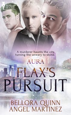 Flax's Pursuit - Angel Martinez and Bellora Quinn - Aura
