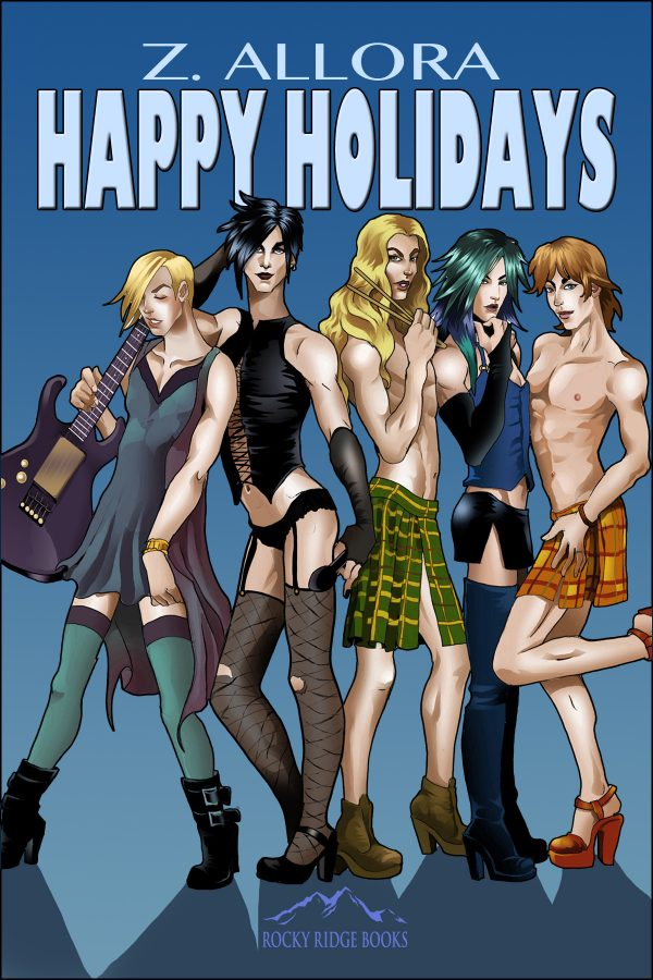 Happy Holidays - Z. Allora