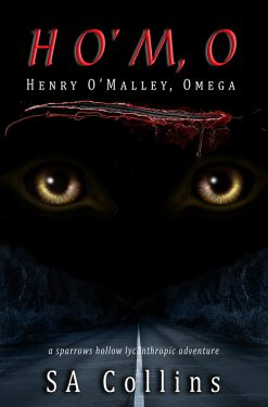 Book Cover: HO'M,O - Henry O'Malley, Omega