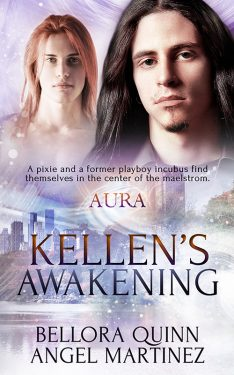Kellen's Awakening - Angel Martinez and Bellora Quinn - Aura
