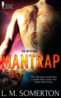 Mantrap - L.M. Somerton - The Eyverns