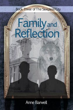 Family and Reflection - Anne Barwell